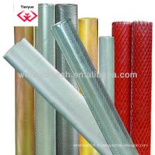Feuille en métal expansé ISO9001, Anping Fabricant