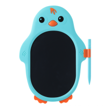 Penguin Drawing Toys Erase Writing Tablet Electronic Paperless LCD Handwriting Pad Drawing Board for Kids