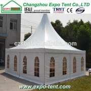 10X10M pagoda tent