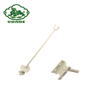 Ground Screw Anchor Untuk Pertanian