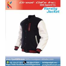 Uni-Leder-Uni-Jacken / Modejacke
