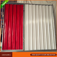 Temporary Site Hoarding Colorbond Fence Panel