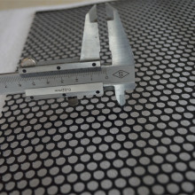 6mm Galvanized Perforated Matal Mesh Panel