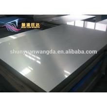 High temperature nickel alloy hastelloy x sheet