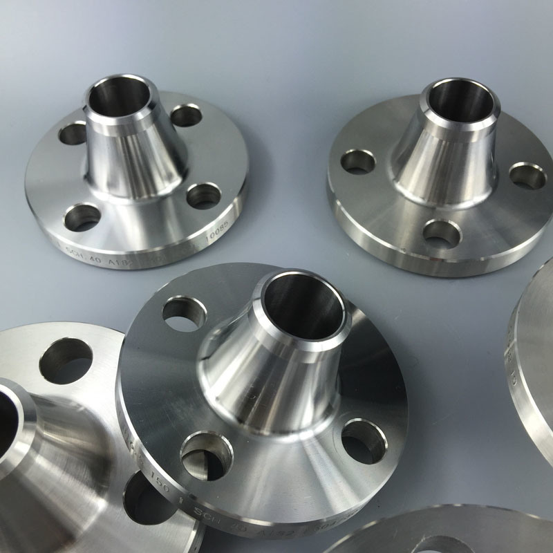 Ss Flange Wn Stainless Steel Forged Flange