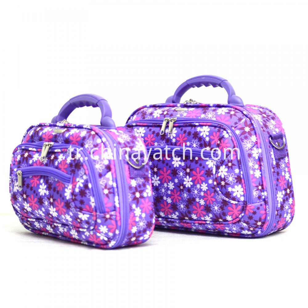 Printing Lady Cosmetic Bag