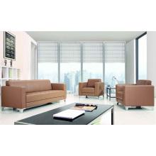 Ensemble de sofa sectionnel en cuir de meubles de bureau (DX522)