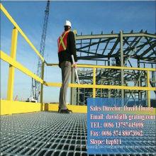 Verzinkte Plattform FEUERVERZINKTEN Stahl Gitter für Stahl Boden