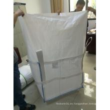 FIBC Bolsa grande para embalaje Lazurite