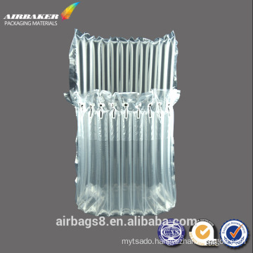 Best selling durable inflatable plastic air protective for mailing milk powder
