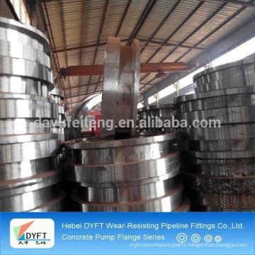 concrete pump flange manufacturer in China