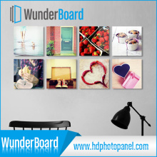 Hot Selling Aluminum Photo Panels, Glossy HD Metal Photo Panels