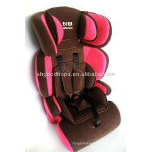 2015 assento de carro quente da boa qualidade da venda boa para a segurança com ECE R44 / 04 para o grupo 1 + 2 + 3 (9-36kgs, bebê de 1-12 anos)