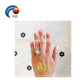 Flash metallic temporary tattoo sticker for bride wedding,easy transfer sticker