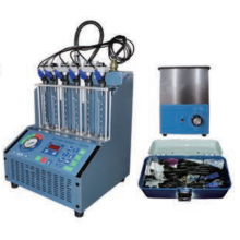 RoadBuck Auto Fuel Injector Cleaning analyzer Machine for sale