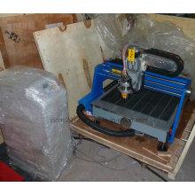 Router de cinzeladura de madeira de madeira do CNC do router 3D da propaganda