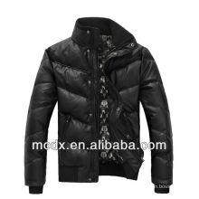 cheap casual black men's winter wear