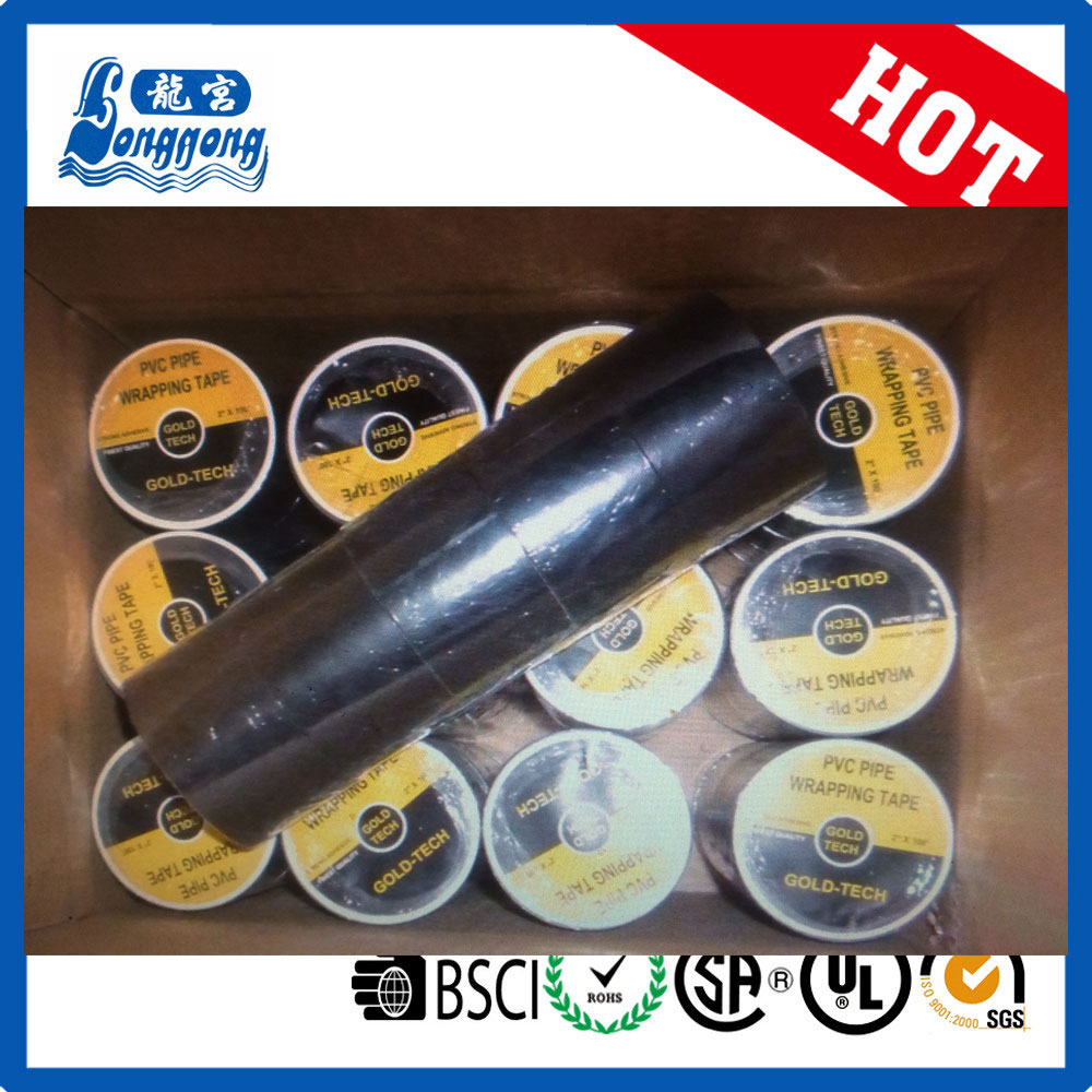 Corrosion PVC Pipe Wrapping Tape
