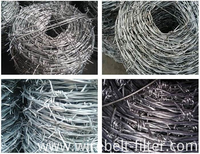 double strand barbed wire