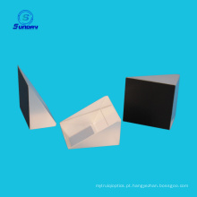 Alta precisão Tamanho 2 a 30 milímetros Biconvex Lens prisma óptico e prisma Littrow