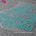 Wholeslaes нестандартной конструкции напечатанный ярлык тепла на одежде