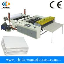 Dkhhjx-1300 Dos rollos de alta capacidad de oficina A3 A4 papel Roll cortador de maquinaria