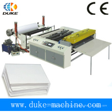 Dkhhjx-1300 Dois rolos de alta capacidade Office A3 A4 Paper Roll Cutter Machinery