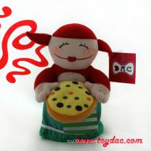 Gefüllte Werbung Ethnische Puppe