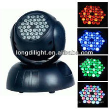 LED DJ Disco Licht MOVING KOPF 36X3W WASCH Doppel Arm