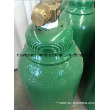 Exportação portátil do cilindro de oxigênio do preço do competidor 10L a Irã
