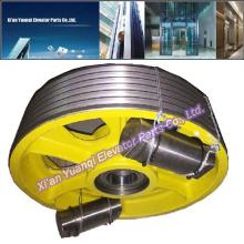 Kone Elevator Lift Spare Parts Traction Handrail Guide Roller Kone Roller Wheel