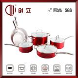 Kitchenware Aluminum Non-Stick Cookware Sets
