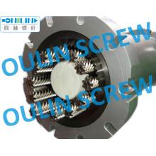 Schraube und Zylinder für Hart-PVC-Platten