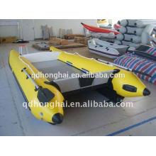CE высокоскоростной катамаран надувная лодка