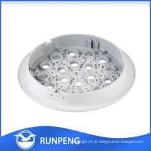 De alta qualidade Fundição de alumínio levou tampa da lâmpada