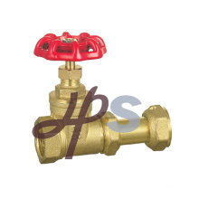 low lead brass gate valve