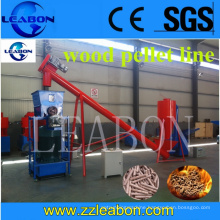 Low Cost Factory Supply Ring Die Complete Wood Pellet Production Line Price
