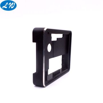 Anodized CNC Stainless Steel Watch Case Parts