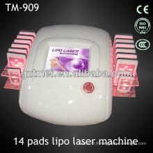 Laser laser lipo laser à vente chaude