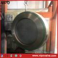 Wafer Type Single Plate Swing Check Valve (short type)