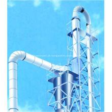 Equipamento do secador de ar da série do grão QG da alimentação