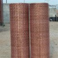 Anping factory high quality roll copper mesh