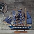 Großhandel Miniatur Holzboot Handwerk