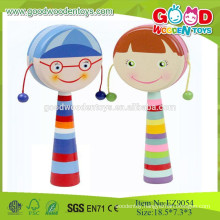 2015Lovely And Hot Selling Baby Rattle-Drum Music Activity Toy