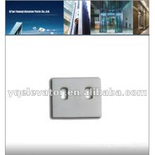 Mitsubishi elevator square door slider
