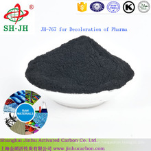 Powder Activated Charcoal for Decoloration of Pharmaceutical Raw Materials
