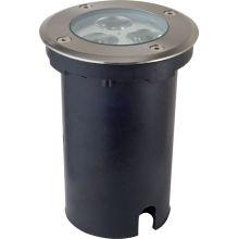 Led Underground Light Lul084001 For Garden Lighting, Ip65