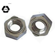 DIN929 стали шестигранные приварные гайки углерода ASTM