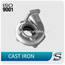 OEM pump body gray iron foundry