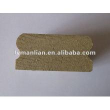 Barandillas y barandillas de madera de teca